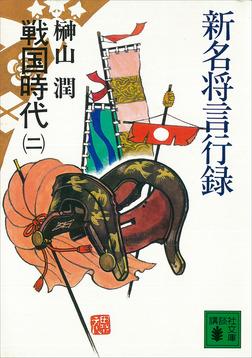 新名将言行録 戦国時代(二)-電子書籍