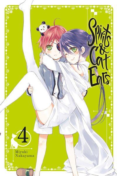Spirits & Cat Ears, Vol. 4