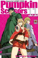 Pumpkin Scissors Volume 11