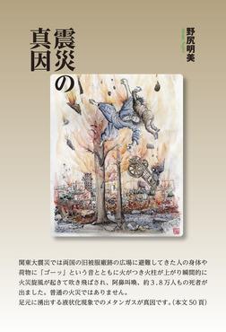震災の真因-電子書籍