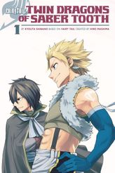 Fairy Tail: Twin Dragons of Saber Tooth Volume 1