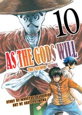 As the Gods Will The Second Series Volume 10