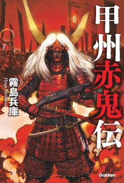 甲州赤鬼伝-電子書籍