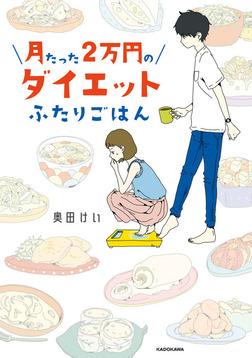 月たった2万円のダイエットふたりごはん-電子書籍