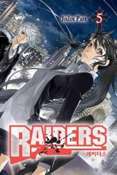 Raiders, Vol. 5