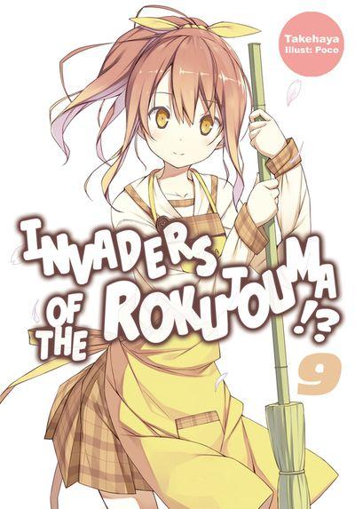 Invaders of the Rokujouma!? Volume 9
