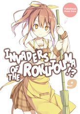 Invaders of the Rokujouma!? Volume 9