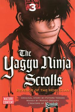 Yagyu Ninja Scrolls 3-電子書籍