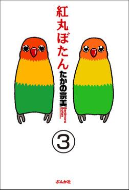 紅丸ぼたん(分冊版) 【第3話】-電子書籍