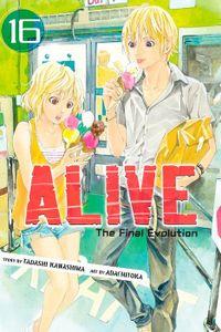 ALIVE Volume 16
