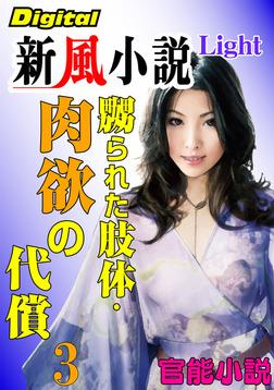 【官能小説】嬲られた肢体・肉欲の代償03-電子書籍