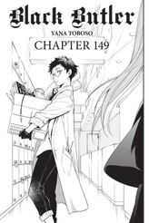 Black Butler, Chapter 149