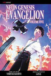 Neon Genesis Evangelion, Vol. 5