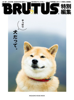 BRUTUS特別編集 やっぱり犬だって。-電子書籍