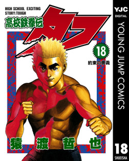 高校鉄拳伝タフ 18-電子書籍