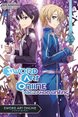 Sword Art Online 14: Alicization Uniting