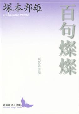 百句燦燦 現代俳諧頌-電子書籍