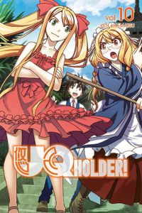 UQ Holder Volume 10