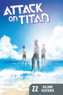 Attack on Titan 22-電子書籍
