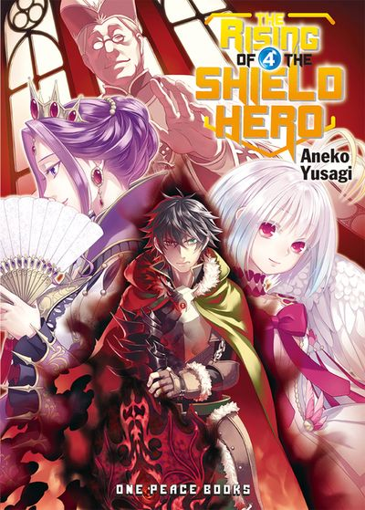 The Rising of the Shield Hero Volume 04