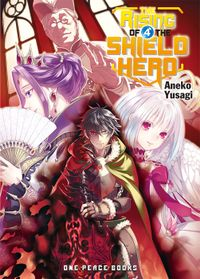 The Rising of the Shield Hero Volume 4
