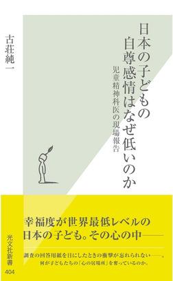 日本の子どもの自尊感情はなぜ低いのか~児童精神科医の現場報告~-電子書籍