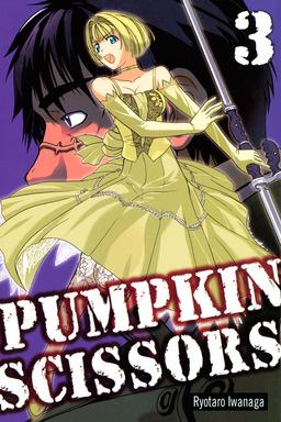 Pumpkin Scissors Volume 3