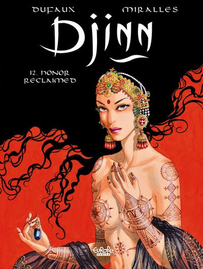 Djinn - Volume 12 - Honor Reclaimed