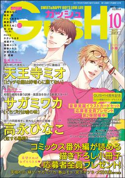 GUSH 2017年10月号-電子書籍