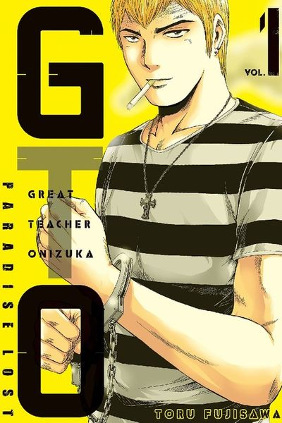 GTO Paradise Lost Volume 1