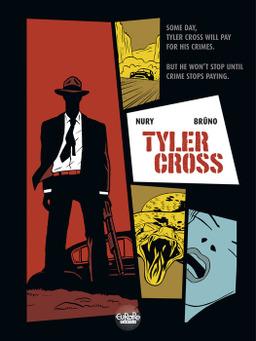 Tyler Cross - Volume 1 - Black Rock
