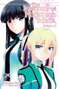 The Irregular at Magic High School, Vol. 9