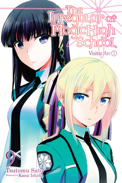 The Irregular at Magic High School, Vol. 9 -電子書籍