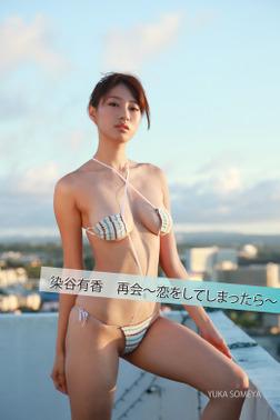 染谷有香写真集「再会~恋をしてしまったら~」-電子書籍
