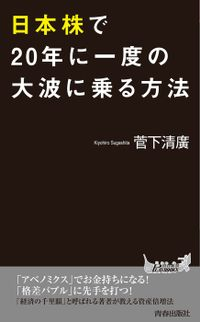 日本株で20年に一度の大波に乗る方法(青春新書プレイブックス)