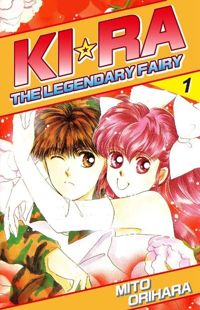 KIRA THE LEGENDARY FAIRY, Volume 1