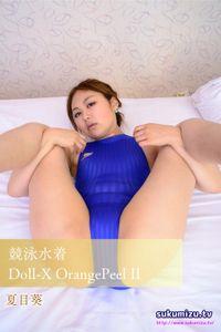 競泳水着Doll-X OrangePeel II