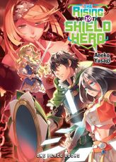 The Rising of the Shield Hero Volume 19