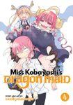 Miss Kobayashi's Dragon Maid Vol. 04