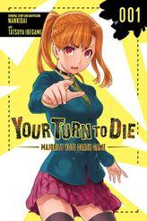 Your Turn to Die: Majority Vote Death Game, Vol. 1