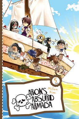 Aron's Absurd Armada, Vol. 5