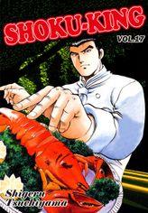 SHOKU-KING, Volume 17