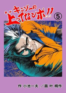 キンゾーの上ってなンボ !! 5-電子書籍