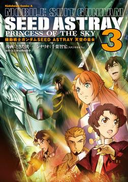 機動戦士ガンダムSEED ASTRAY 天空の皇女(3)-電子書籍