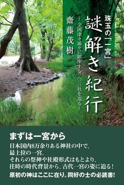 珠玉の「一宮」謎解き紀行-電子書籍