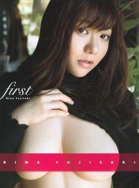 藤崎里菜写真集「first」(講談社)