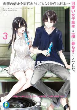 両親の借金を肩代わりしてもらう条件は日本一可愛い女子高生と一緒に暮らすことでした。3-電子書籍