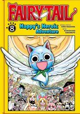 Fairy Tail: Happy's Heroic Adventure 8