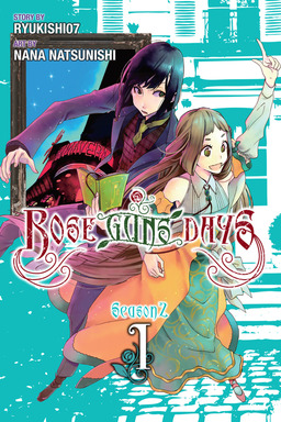 Rose Guns Days Season 2, Vol. 1
