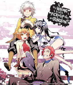Is It Wrong to Try to Pick Up Girls in a Dungeon?, Vol. 1 (manga): Bookshelf Skin [Bonus Item]-電子書籍